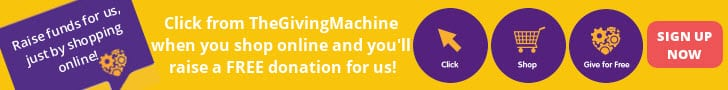 The Giving Machine Banner