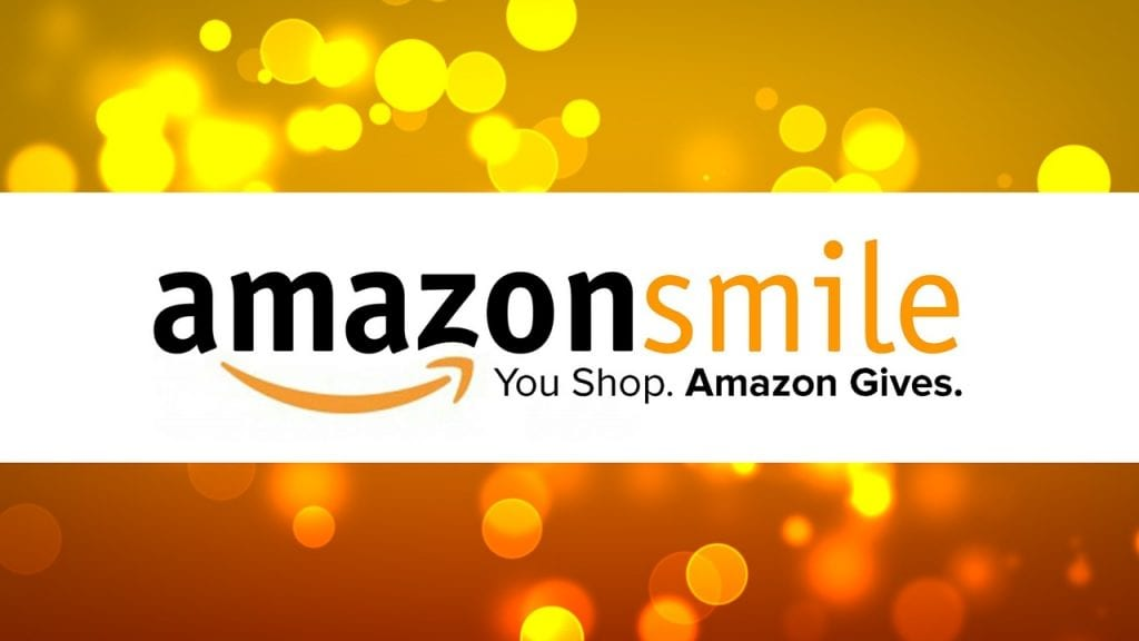 AmazonSmile banner